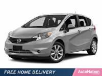 2016 Nissan Versa Note S Plus 4dr Car