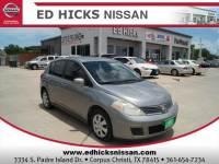 2009 Nissan Versa 5dr HB I4 Auto 1.8 S Car