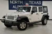 2014 Jeep Wrangler Unlimited Sport Right Hand Drive