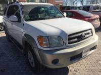 Pre-Owned 2002 Toyota Sequoia SR5 4WD