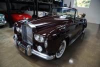 1963 Rolls-Royce H.J Mulliner Silver Cloud III Drophead Coupe