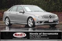 Pre Owned 2010 Mercedes-Benz C-Class C 300 Luxury