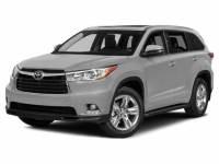 Certified Used 2015 Toyota Highlander XLE V6 for sale in Glen Mills PA