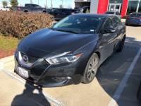 2017 Nissan Maxima SV Sedan For Sale in Burleson, TX