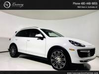 2017 Porsche Cayenne Turbo | Park Assist | Drivers Assist | Pano Roof | 21 Turbo Wheels | 18 16 All Wheel Drive SUV