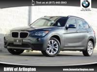 Used 2014 BMW X1 xDrive28i All-wheel Drive in Arlington