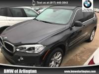 2016 BMW X5 xDrive35i All-wheel Drive