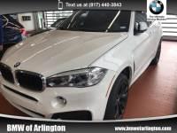 2016 BMW X6 xDrive35i All-wheel Drive
