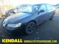 1999 Honda Accord EX Sedan Front-wheel Drive