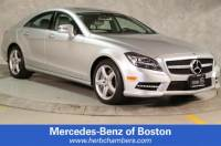 2014 Mercedes-Benz CLS-Class CLS 550 Car in Boston