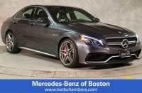2015 Mercedes-Benz C-Class AMG C 63 S Car in Boston
