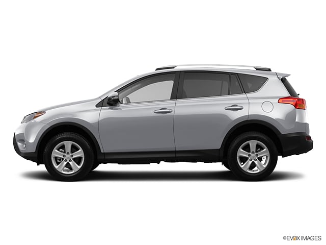 Photo Used 2013 Toyota RAV4 4WD XLE SUV All-wheel Drive in Chico, CA