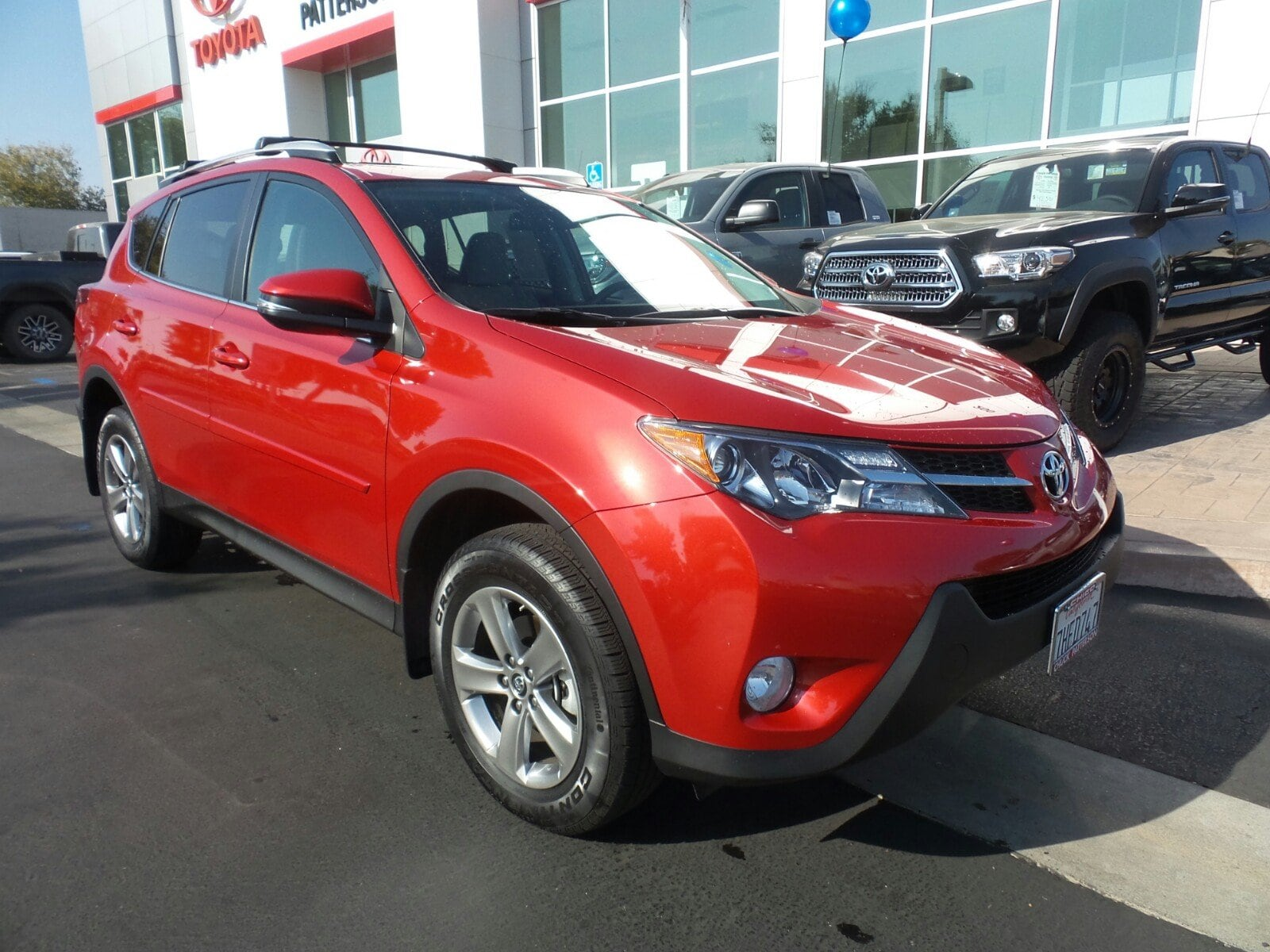 Photo Used 2015 Toyota RAV4 XLE SUV Front-wheel Drive in Chico, CA