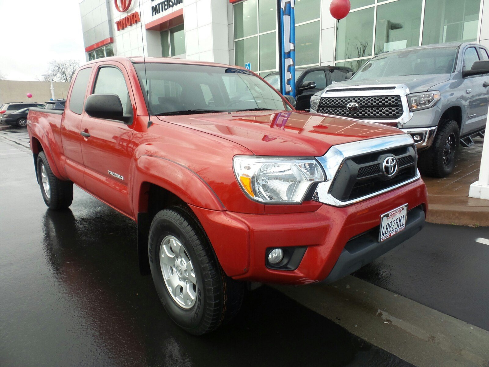 Photo Used 2014 Toyota Tacoma 4x4 Truck Access Cab 4x4 in Chico, CA