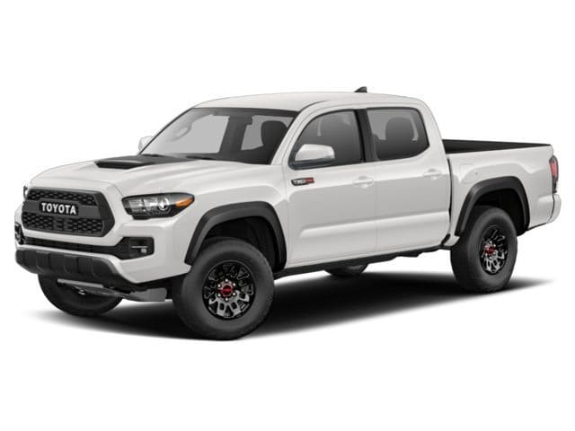 Photo Used 2017 Toyota Tacoma TRD Pro V6 Truck Double Cab 4x4 in Chico, CA