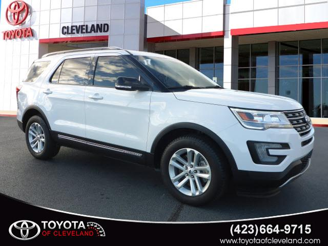 Photo Used 2017 Ford Explorer XLT SUV FWD in McDonald, TN