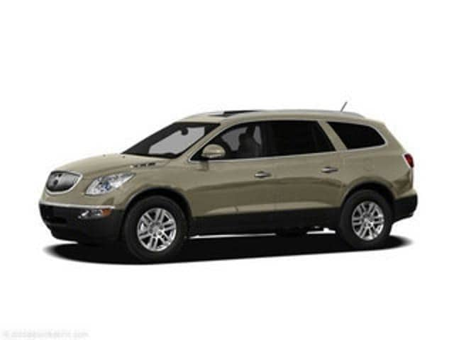 Photo 2012 Used Buick Enclave AWD 4dr Convenience For Sale in Moline IL  Serving Quad Cities, Davenport, Rock Island or Bettendorf  V1834A