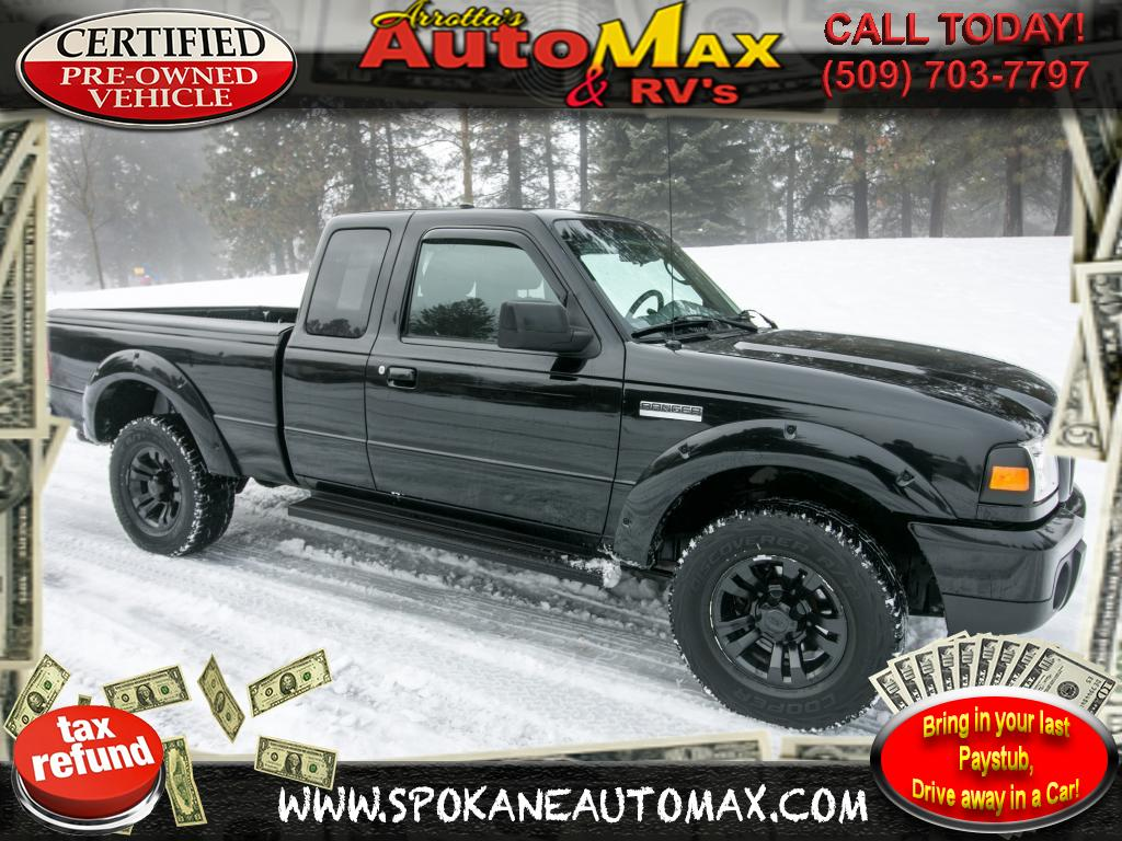 Photo 2010 Ford Ranger XLT 4x4 4.0L V6 Pickup