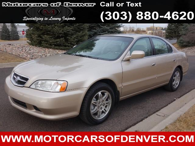 Photo 2000 Acura TL 3.2TL NAVIGATION SUNROOF LEATHER GREAT RECORDS