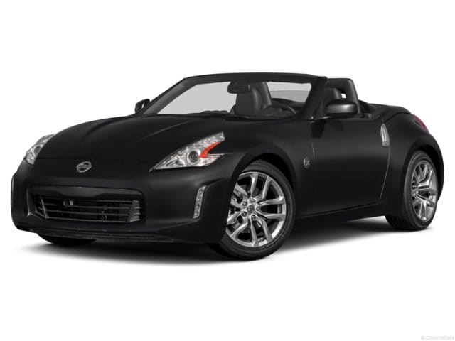 Photo Pre-Owned 2014 Nissan 370Z Convertible For Sale  Asheville NC