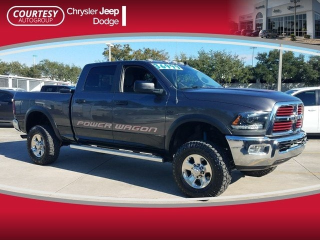 Photo Pre-Owned 2015 Ram 2500 Power Wagon Wagon in Jacksonville FL