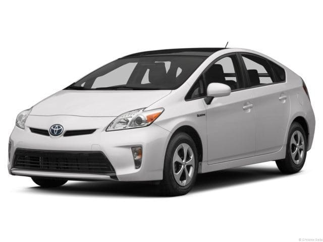 Photo Used 2013 Toyota Prius 5dr HB Three for Sale in Temecula