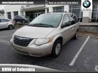 2006 Chrysler Town & Country LWB LX Van Front-wheel Drive