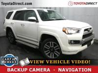 2017 Toyota 4Runner Limited SUV 4x4
