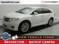 2015 Toyota Venza XLE SUV Front-wheel Drive
