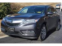 Used 2016 Acura MDX MDX SH-AWD with Technology Package SUV in Athens, GA