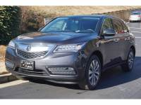 Used 2014 Acura MDX With Technology Package SUV in Athens, GA