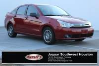 Used 2010 Ford Focus SE 4dr Sdn in Houston