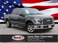 2015 Ford F-150 XLT 2WD Supercrew 145 Truck SuperCrew Cab in Houston