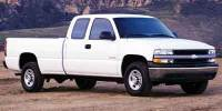 Pre-Owned 2001 Chevrolet Silverado 1500 Ext Cab 143.5 WB 4WD LS Four Wheel Drive Pickup Truck