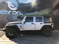 2013 Jeep Wrangler 4WD 4dr Unlimited X