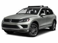 2016 Volkswagen Touareg TDI Sport w/Technology 4MOTION SUV