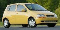 Pre-Owned 2005 Chevrolet Aveo LS FWD 4dr Car