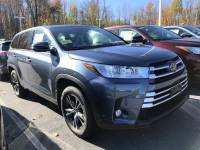 2018 Toyota Highlander LE Plus V6 Sport Utility All-wheel Drive