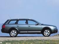 2001 Audi Allroad Base