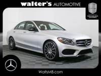 Pre-Owned 2017 Mercedes-Benz C 300 Sport