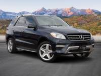 Certified Pre-Owned 2013 Mercedes-Benz M-Class ML 550 AWD 4MATIC®