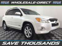 Pre-Owned 2010 Toyota RAV4 Limited FWD 4D Sport Utility