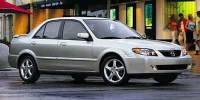 Pre Owned 2002 Mazda Protege 4dr Sdn ES Manual