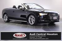 Certified Used 2014 Audi S5 3.0T Cabriolet in Houston, TX