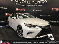 Certified Pre-Owned 2017 Lexus ES300h Executive Package Front Wheel Drive 4 Door Car
