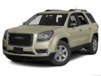 Used 2014 GMC Acadia SLE-1 SUV For Sale Toledo, OH