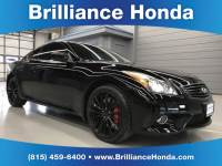 Pre-Owned 2011 INFINITI G37 X 2D Coupe AWD