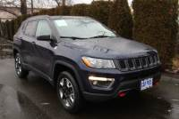 Used 2017 Jeep New Compass Trailhawk 4x4