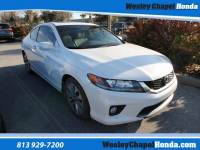 Pre-Owned 2014 Honda Accord EX-L FWD 2D Coupe