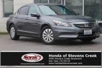 Used 2012 Honda Accord Sedan LX Automatic